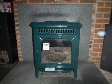 Magiglow Tuscan, Green Enamel, Natural Gas Stove, Ex Display