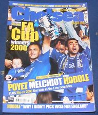 CHELSEA - THE OFFICIAL MAGAZINE JULY 2000 - CELEBRATION SPECIAL FA CUP 2000