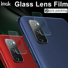 2pcs IMAK Clear Camera Lens Glass Screen Film For Samsung S20 Lite / S20 FE 4G