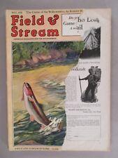 Field & Stream Magazine - May, 1928 ~~ Field and Stream