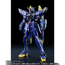 METAL BUILD Gundam F91 (Harison Madin) Bandai Painted  Action Figure From Japan