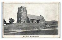 Postcard Sage Chapel, East Northfield MA 1909 I8