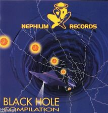 Nephilim Records-BLACK HOLE-CD NUOVO OVP-Goa Trance