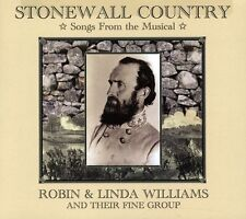 Robin Williams, Robin & Linda Williams - Stonewall Country [New CD]