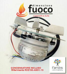 EXTRACTEUR DE FUMÉES COMPATIBLE EBM R2E150-AN91-13 RAVELLI ECOTECH - 6000