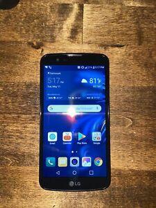 LG K10 - 16GB - Moroccan Blue AT&T