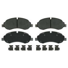 Disc Brake Pad Set-Standard Premium Disc Brake Pad Front MOTORCRAFT BRF-1453