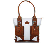 Bags For Women  HANDBAG Premium Leather Summer for Documents in A4 Format