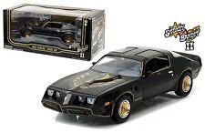 Smokey and the Bandit ll 1980 Pontiac Trans AM Firebird Diecast 1:24 Greenlight