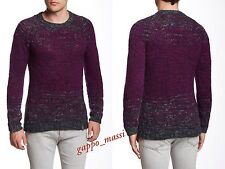 NWT Diesel Colamba Knit Jumper Mens Sweater XL XLarge $268 Wool Sweatshirt