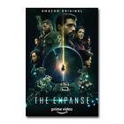 The Expanse Poster TV Series Season 4 Art Silk Canvas Poster Print 24x36 inch