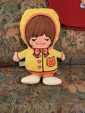 1969 Beddie Bye Talking Patter Pillow By Mattel Restored To Talk And Cleaned