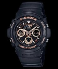 AW-591GBX-1A4 G-Shock Watches Resin Band Analog Digital