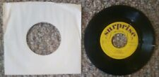 """Jay Morton 45 """"Miracle/Sorry 'bout That""""  Surprise Records J-101. Promotional"""