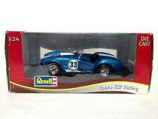 REVELL SHELBY COBRA 427 RACING 1:24 SCALE REVELL COBRA DIECAST CAR TOY 8623