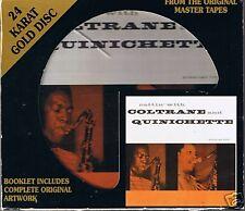 Coltrane, John Cattin with Coltrane and Q. DCC Gold CD