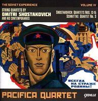 The Soviet Experience, Vol. 4: String Quartets by Dmitri Shostakovich and his Co