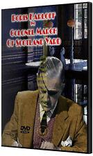 COLONEL MARCH OF SCOTLAND YARD COMPLETE DVD KARLOFF NEW