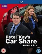 Peter Kays Car Share Series 1 and 2 BD BOXSET Blu-ray DVD Region 2