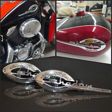 Gas Tank Emblem Sticker for Honda Motorcycle Shadow VT VTX 600 750 ABS Plastic