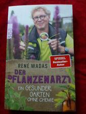 +++ Rene Wadas - Der Pflanzenarzt: Ein gesunder Garten ohne Chemie ; 2020 +++