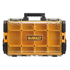 DEWALT DWST08202 Tough System Organizer with Clear Lid
