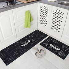 Floor Carpet Toilet Rug Bathroom Water Absorbent Mats Home Kitchen Decoration