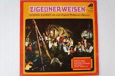 Zigeunerweisen Lendvay Kalman Original Budapester Zigeuner Standard 1227 LP51