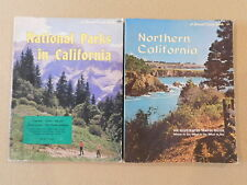 Sunset Travel Books - Northern California & National Parks in California- 1964