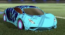 Sky Blue Endo, Rocket League, Xbox One [Read Description] [Import Body]