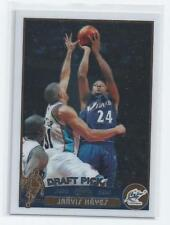 Jarvis Hayes 2003-04 Topps Chrome Rookie Card #120
