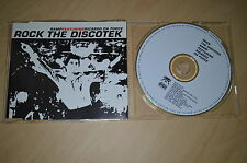 Ramp feat Ricardo da force - Rock the discotek. CD-Single PROMO (CP1705)
