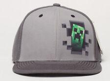 Minecraft Trepadora Jinx SNAP-BACK HAT Gorra De Béisbol Niños Talla 48ca3ea064b