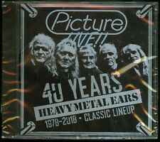 Picture Live - 40 Years Heavy Metal Ears - 1978-2018 CD new