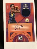 2018-19 Donruss Aaron Holiday RC Timeless Treasures Auto Rare SP Rookie RPA /99