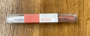 maybelline superstay 24hr Colour lipstick 615 Soft Taupe New