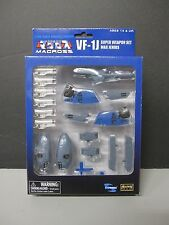 Macross Robotech VF-1J Super Weapon Set Max Jenius - NEW in box