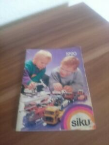 Siku Katalog 1990