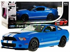 RASTAR RC Fergesteuertes Auto Ford Shelby Mustang GT500 - 1:14 - Blau