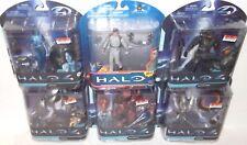 New McFarlane Halo Series ✰ Master Chief Cortana Crawler Watcher Zealot figure