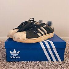 Men's Adidas Superstar Cb Us 9.5 Green Sneakers