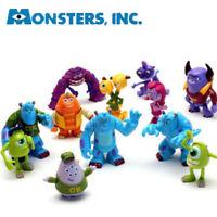 Monsters Inc. Monster University 12 PCS Action Figure Kids Toys Gift Cake Topper