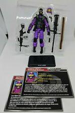 New listing 2016 G.I. Joe Cobra Saw Viper v5 figure complete Cobra Legions 50th Anniversary