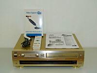 JVC HR-DVS1 miniDV- / S-VHS-Videorecorder mit FB&BDA, 2 Jahre Garantie