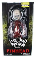 Living Dead Dolls PINHEAD Red Variant MIB Sealed Mezco LDD Hellraiser Exclusive