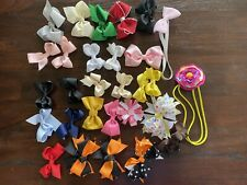 Huge Lot Of Baby Toddler Little Girl Bows