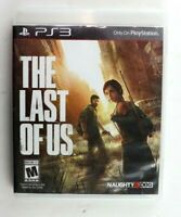 PS3 The Last of Us (Sony PlayStation 3, 2013) Complete Tested