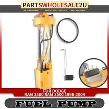 Fuel Pump W/ Sending Unit for Dodge Ram 2500 Ram 3500 1998-2004 I6 5.9L Diesel