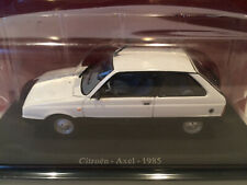 CITROEN AXEL 1985 SCALE 1/43 UNIVERSAL HOBBIES