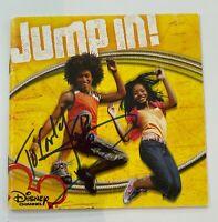 Keke Palmer Signed Autographed Jump In! CD